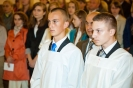 Bierzmowanie i poświęcenie polichromii Kościoła-48