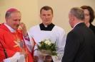 Bierzmowanie i wprowadzenie Relikwii Św. Jana Pawła II-16