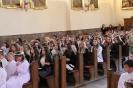Bierzmowanie i wprowadzenie Relikwii Św. Jana Pawła II-17