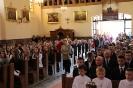 Bierzmowanie i wprowadzenie Relikwii Św. Jana Pawła II