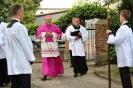 Bierzmowanie i wprowadzenie Relikwii Św. Jana Pawła II-1