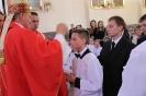 Bierzmowanie i wprowadzenie Relikwii Św. Jana Pawła II-29