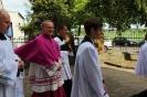 Bierzmowanie i wprowadzenie Relikwii Św. Jana Pawła II-2