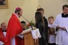 Bierzmowanie i wprowadzenie Relikwii Św. Jana Pawła II-43