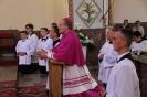 Bierzmowanie i wprowadzenie Relikwii Św. Jana Pawła II-45