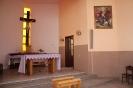 Kaplica cmentarna po remoncie