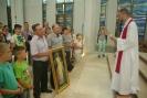 Parafialna Pielgrzymka dziękczynna za dar relikwii św. Jana Pawła II-11