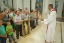 Parafialna Pielgrzymka dziękczynna za dar relikwii św. Jana Pawła II-13