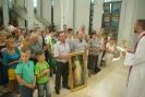 Parafialna Pielgrzymka dziękczynna za dar relikwii św. Jana Pawła II-15