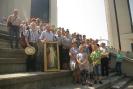 Parafialna Pielgrzymka dziękczynna za dar relikwii św. Jana Pawła II-21