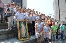 Parafialna Pielgrzymka dziękczynna za dar relikwii św. Jana Pawła II-23