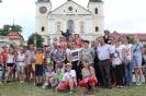 Parafialna Pielgrzymka dziękczynna za dar relikwii św. Jana Pawła II-25