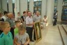 Parafialna Pielgrzymka dziękczynna za dar relikwii św. Jana Pawła II-6