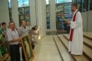 Parafialna Pielgrzymka dziękczynna za dar relikwii św. Jana Pawła II-7