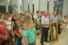 Parafialna Pielgrzymka dziękczynna za dar relikwii św. Jana Pawła II-8