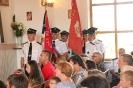 Poświęcenie stacji Drogi Krzyżowej oraz obrazów św. Jana Pawła II i św. Faustyny-10