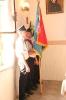 Poświęcenie stacji Drogi Krzyżowej oraz obrazów św. Jana Pawła II i św. Faustyny-12