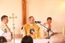 Poświęcenie stacji Drogi Krzyżowej oraz obrazów św. Jana Pawła II i św. Faustyny-22