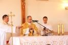 Poświęcenie stacji Drogi Krzyżowej oraz obrazów św. Jana Pawła II i św. Faustyny-23