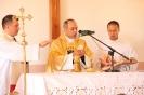 Poświęcenie stacji Drogi Krzyżowej oraz obrazów św. Jana Pawła II i św. Faustyny-24