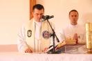 Poświęcenie stacji Drogi Krzyżowej oraz obrazów św. Jana Pawła II i św. Faustyny-30