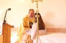 Poświęcenie stacji Drogi Krzyżowej oraz obrazów św. Jana Pawła II i św. Faustyny-34