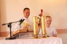 Poświęcenie stacji Drogi Krzyżowej oraz obrazów św. Jana Pawła II i św. Faustyny-35