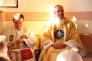 Poświęcenie stacji Drogi Krzyżowej oraz obrazów św. Jana Pawła II i św. Faustyny-36