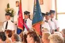 Poświęcenie stacji Drogi Krzyżowej oraz obrazów św. Jana Pawła II i św. Faustyny-38