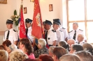 Poświęcenie stacji Drogi Krzyżowej oraz obrazów św. Jana Pawła II i św. Faustyny-6