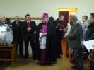 Wizytacja Biskupa w Unikowie