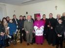 Wizytacja Biskupa w Unikowie-2