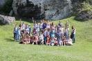 Wycieczka młodzieżowych grup duszpasterskich