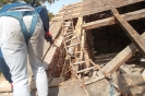 Zdjęcia z koncowej części remontu dachu kościoła-17