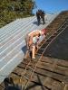 Zdjęcia z koncowej części remontu dachu kościoła-25
