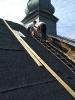 Zdjęcia z koncowej części remontu dachu kościoła-28